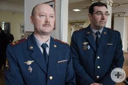 Офицеры ВИ ФСИН