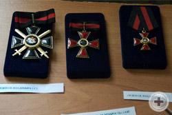 Знаки ордена Св. Владимира