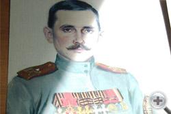 Подпоручик Афанасьев