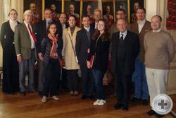 Ежегодный торжественный ужин Союза дворян в Париже