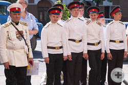 Кадеты-михайловцы