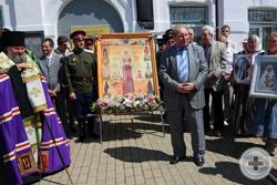 Делегация Российского Дворянского Собрания приняла участие в паломнической поездке в Козельск, Оптину пустынь и Шамординский женский монастырь
