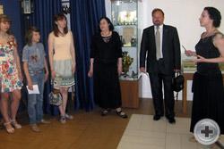 Представители Воронежского Дворянского Собрания приняли участие в поэтическом вечере к 100-летию начала Первой мировой войны