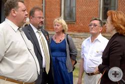Представители воронежского дворянства приняли участие в открытии выставки о Династии Романовых в г.Рамонь