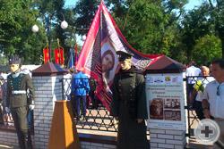 Экспонаты выставки, развёрнутой Воронежским Дворянским Собранием