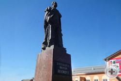 Возрождённый памятник Государю-Освободителю Императору Александру II открыт!