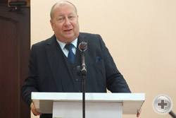 Выступление Первого Вице-Предводителя РДС А.Ю. Королёва-Перелешина