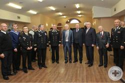 Фотография на память. Второй справа – представитель Крыма Е.А.Логиновский
