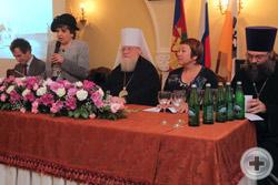 Выступление Предводителя Дворянского Собрания Кубани Е.М.Сухачевой