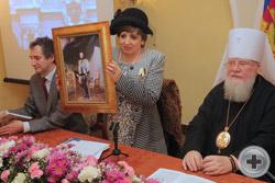 Подарок от администрации Краснодарского края к 15-летию Дворянского Собрания Кубани