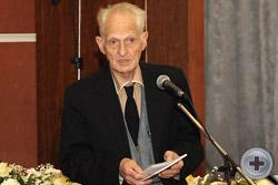 Предводитель Николаевского Дворянского Собрания Ю.А.Барзов рассказывает о сотрудничестве с музеем Верещагина