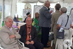 Татарские мурзы Москвы – члены Российского Дворянского Собрания на празднике «Сабантуй -2015» в Москве