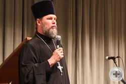 Слово о Святых Царственных Страстотерпцах провозглашает протоиерей Александр Игнатов