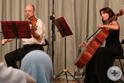 Звучит «Романс» Г.В.Свиридова в исполнении ансамбля отечественной классической музыки «Благовест»
