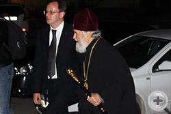 Прибывает Высокопреосвященный митрополит Феодосийский и Керченский Платон