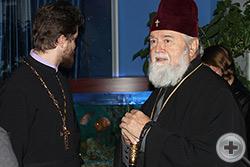 Высокопреосвященный митрополит Феодосийский и Керченский Платон благословил участников мероприятий