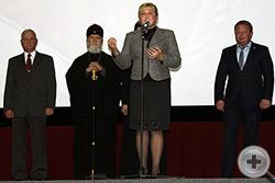 Председатель Комитета по культуре и вопросам охраны культурного наследия Государственного Совета Республики Крым Светлана Борисовна Савченко