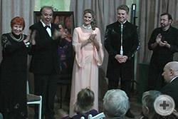 Елизавета Сергеевна Шишова-Горская отметила свой 85-летний юбилей