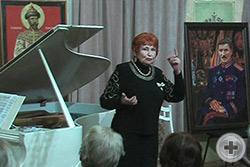 Юбилейный творческий вечер Елизаветы Шишовой-Горской