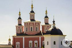 Свенский Свято-Успенский Брянский монастырь