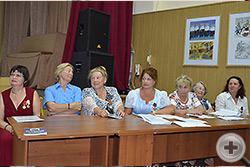 Члены московской делегации – почетные гости на конференции в НМГООС
