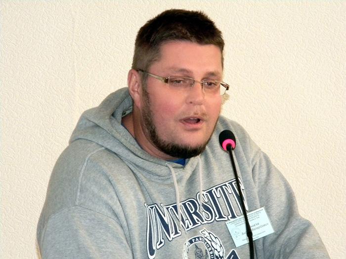 Новый Предводитель Тверского Дворянского Собрания, профессор А.В.Зиновьев
