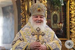 Высокопреосвященный митрополит Арсений обратился к присутствующим с напутственным словом