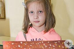 Ирина Чепкая, 8 лет