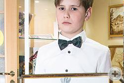 Пётр Якшин, 11 лет