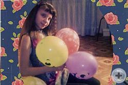 Княжна Екатерина Кудашева, фотопортрет
