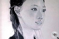 Полина Болберова, 12 лет, (США, Массачусетс), «Девочка»