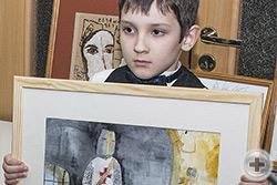Владислав Андрейченко, 6 лет
