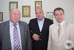 О.В.Щербачева поздравил Первый заместитель Председателя Комитета Государственной Думы М.Ю.Маркелов