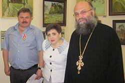 Поздравление доктора исторических наук О.В.Матвеева с награждением Орденом Святого Станислава 3 степени