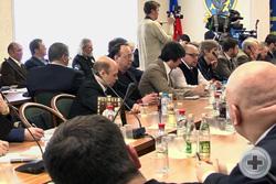 Круглый стол «Оценка роли большевиков и их лидеров в мировой и российской истории» прошёл в помещении фракции ЛДПР в ГД РФ