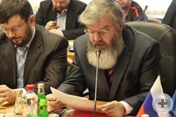 В.М.Лавров, д.и.н., главный научный сотрудник Института российской истории РАН