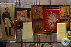 Подарочный Фонд Российского Дворянского Собрания на международной выставке DENKMAL-2013