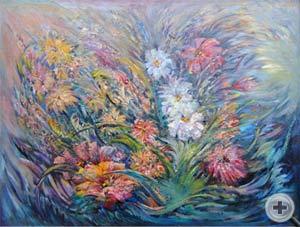 Вальс цветов. Наталья Баженова