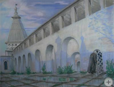 Саввино-Сторожевский монастырь. Екатерина Голицына
