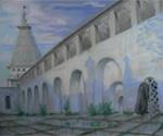 Пастели Екатерины Голицыной