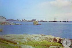 1916 | Вид на бухту (у села Сорока)