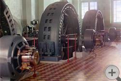 1915 | Внутренний вид электрической станции в Гундукуше. Мургабское имение