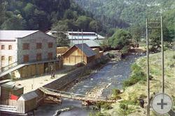 1915 | Запасный склад минеральных вод. Боржом