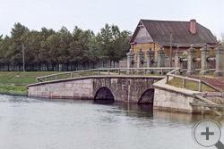 1909 | Петербургский водоспуск. Построен в 1794 году