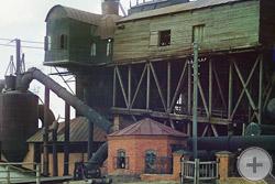 1910 | Доменные печи на Саткинском заводе