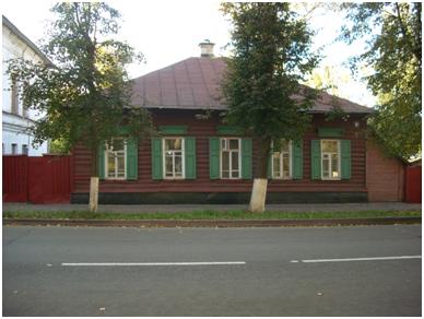 Дом № 8 по ул. Крестьянской