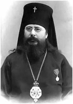 Архиепископ Карталинский и Кахетинский Никон, экзарх Грузии (1861 – 1908)