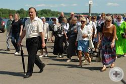 Народная экскурсия посвященная памяти Иоанна Кронштадтского прошла в Сарапуле