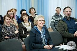 Заседание, посвященное  50 – летию Сарапульского  отделения ВООПиК