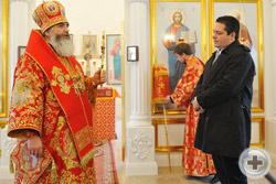 Проповедь Владыки Мстислава